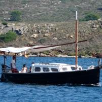 Barque à Fornells