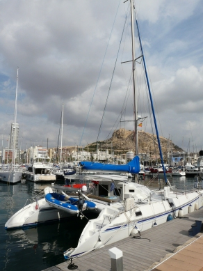 Notre place au port