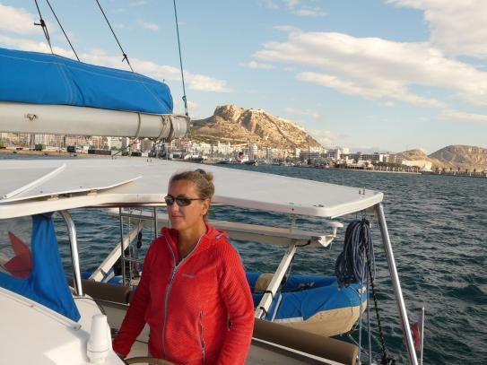 Départ d'Alicante