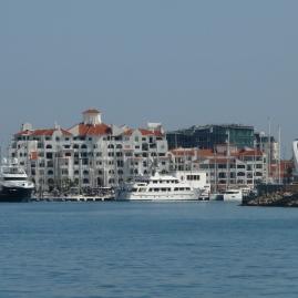 Le port de Gibraltar.