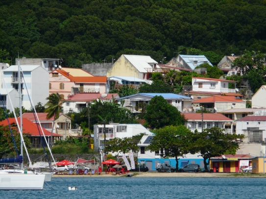 Le village du marin.