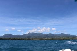 Basse Terre en Guadeloupe.