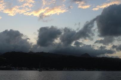 Saint Pierre, 6h du matin.