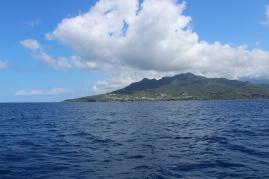 Basse-Terre en Guadeloupe.