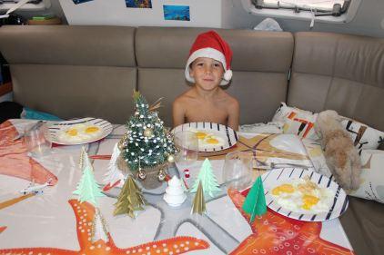 Un beau petit père Noël :-)