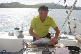C'est pas rien la vie d'un pêcheur !