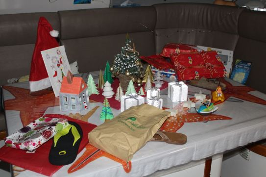 Noël 2017 sur TEIVA :-)