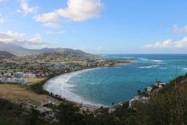Côte au vent de St Kitts.