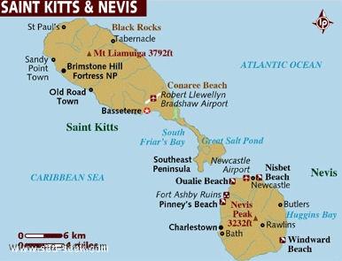 ST_Kitts_et_Nevis_carte
