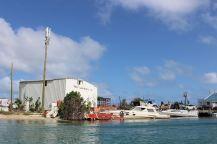Fort Burt Marina.