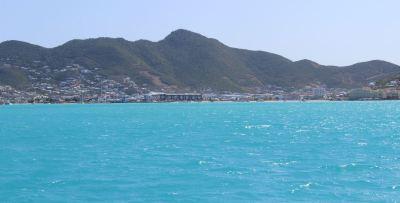 Simpson Bay.