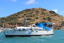 Ce bateau est habité !