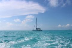 TEIVA à Shroud Cay