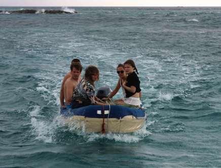 C'est chouette les Bahamas ?!