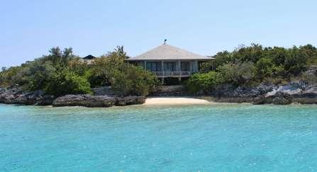 Musha Cay, île de David Copperfield