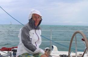C'est chouette les navigations aux Bahamas ;-)