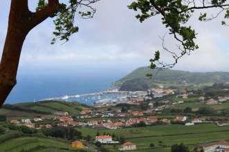 Le port de Horta