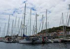 cinq bateaux à couple !!!