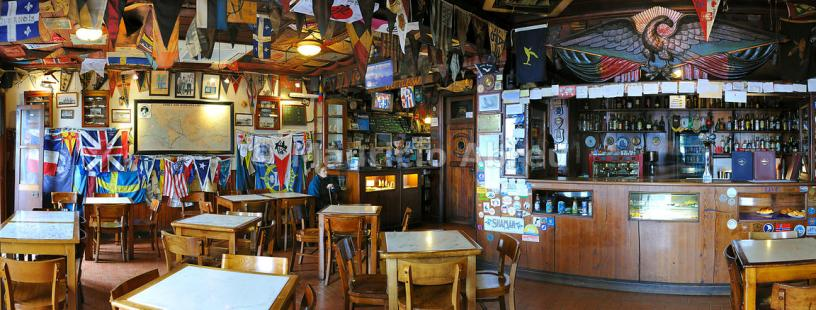Peter Café Sport, Horta. Faial, Azores islands, Portugal