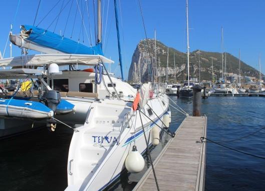 TEIVA dans Alcaidesa marina.
