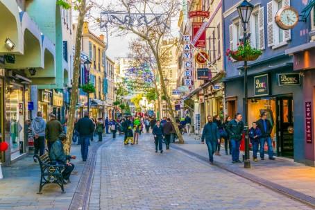 Main-street-à-Gibraltar